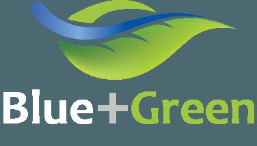 Blue + Green